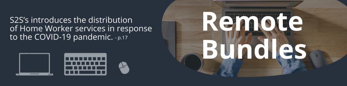 Remote bundles infographic