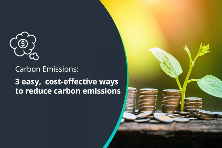 3 easy ways to reduce carbon emissions article header