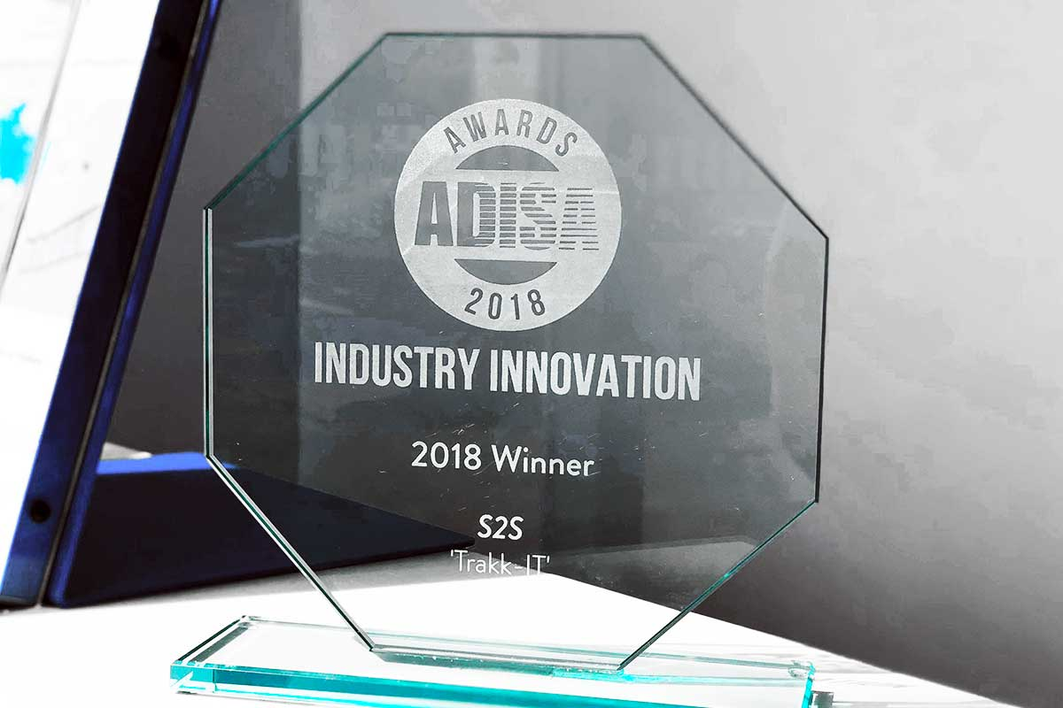 S2S Group Win Innovation Award at the ADISA Conference 2018