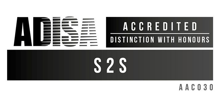 ADISA distinction with honours S2S