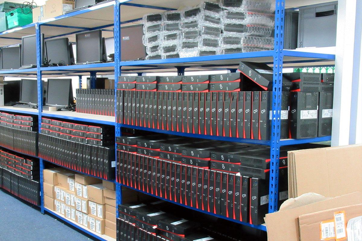 Laptop/PC bundles being prepared
