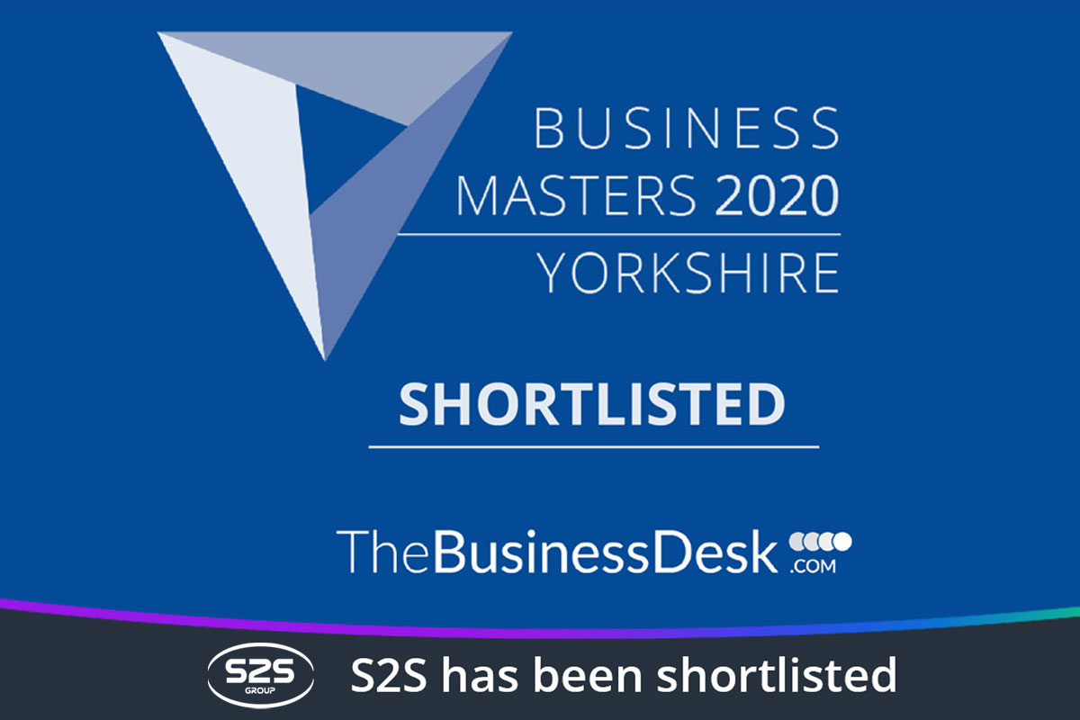 S2S's Trakk-IT Portal recognised for Innovation by Yorkshire Business Masters 2020