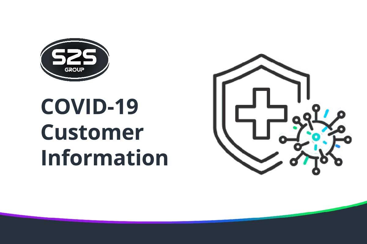COVID-19 Customer Statement