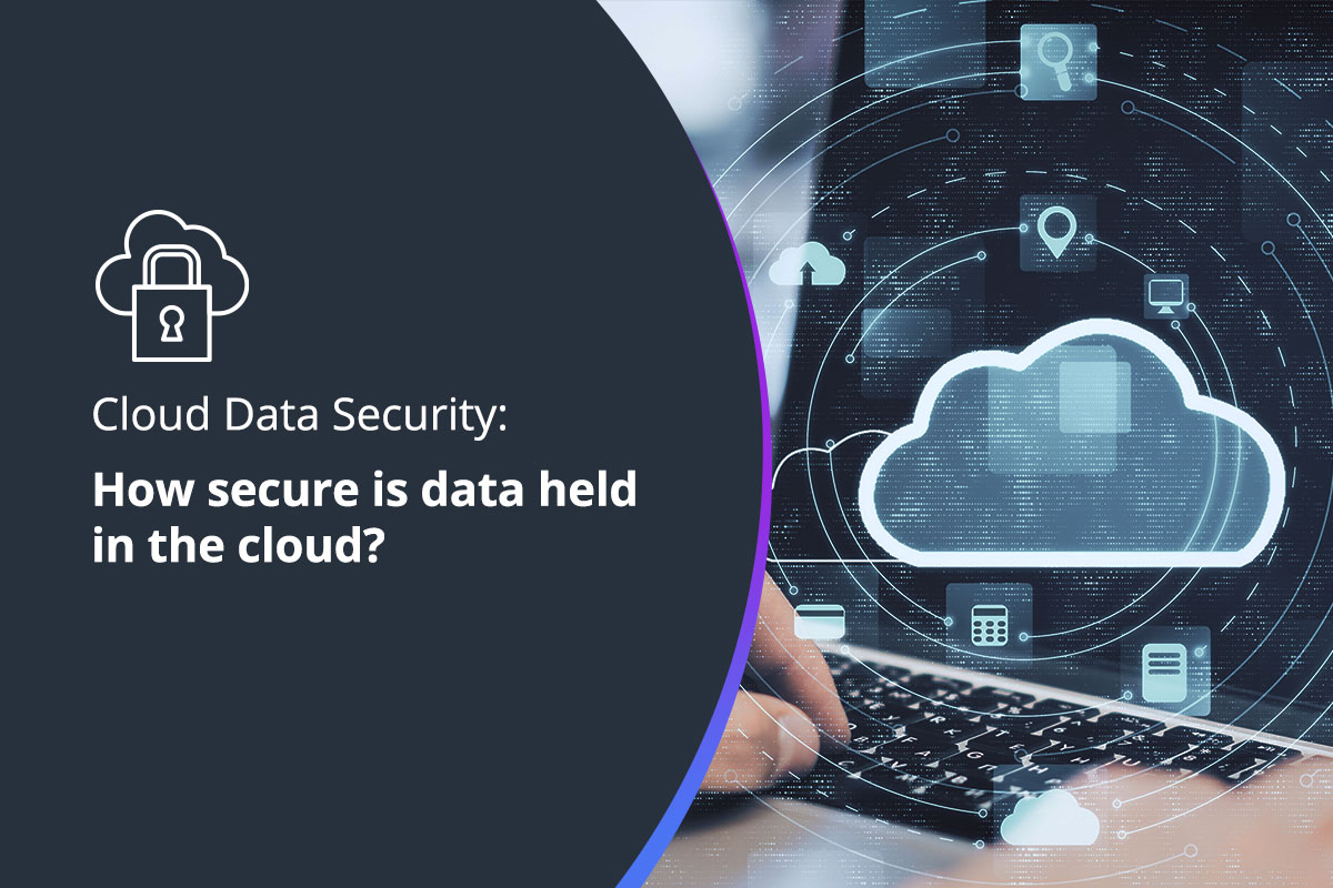 How secure is your data when it's in the cloud?