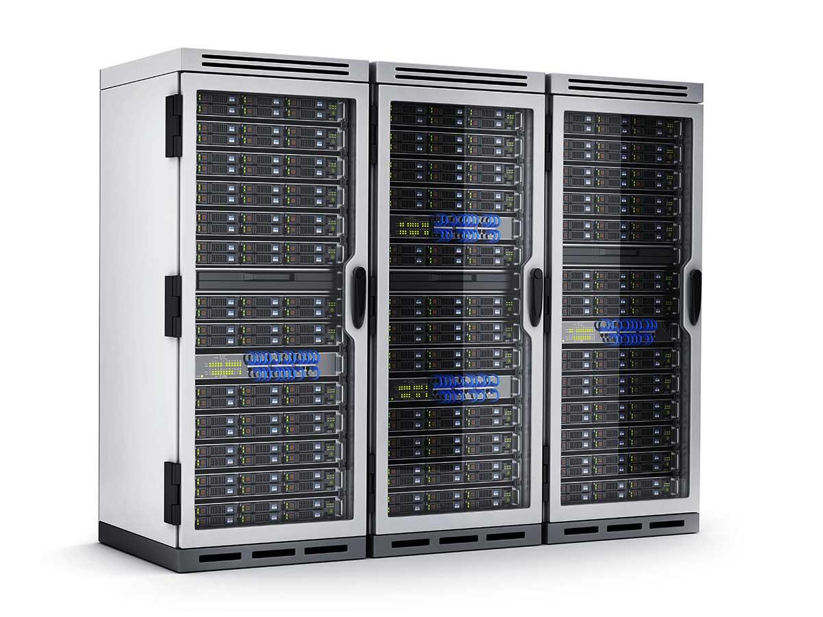 Data centre server