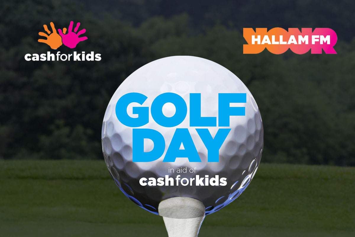 Our Charity Golf Day putts away £5,114 in aid of Cash for Kids