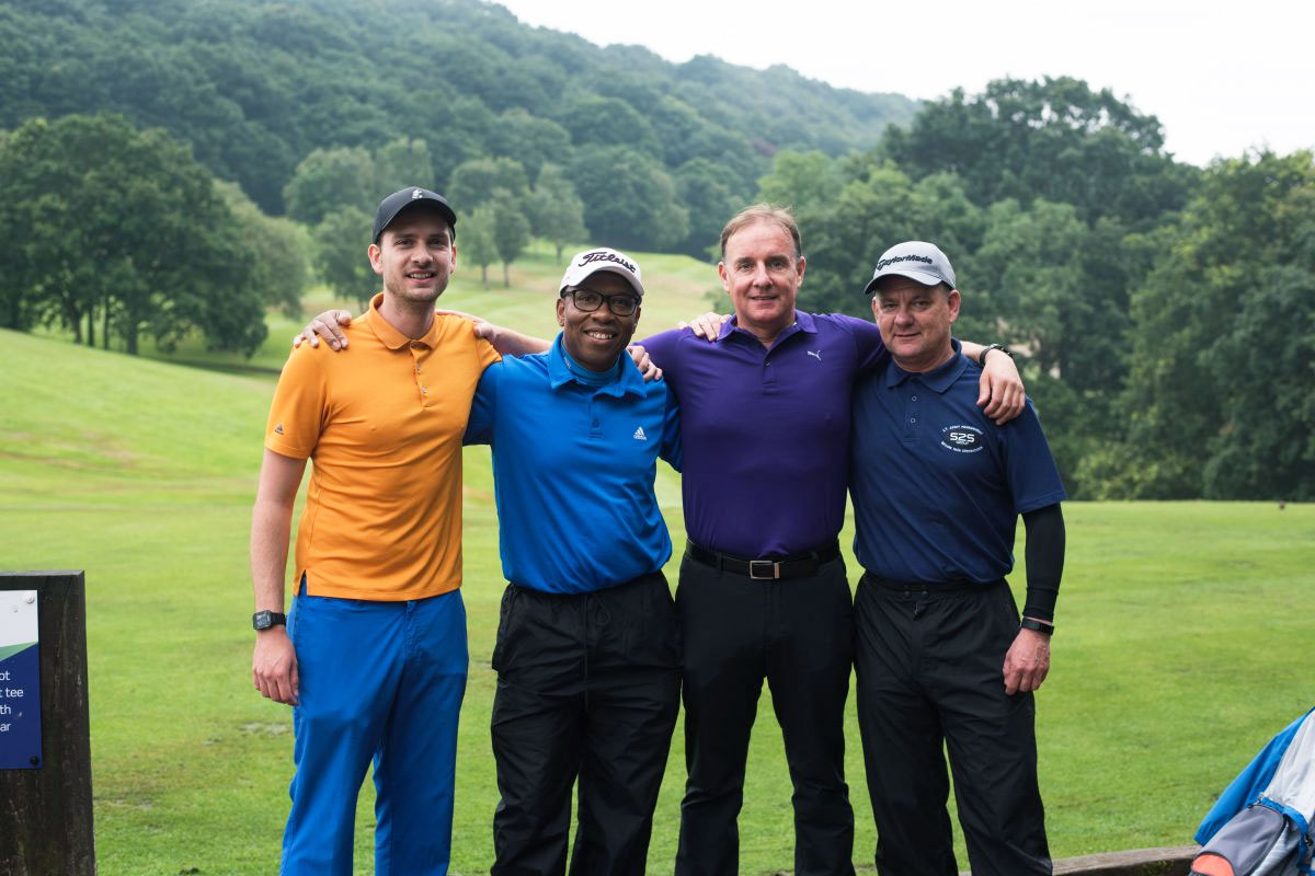 Golf day team S2S