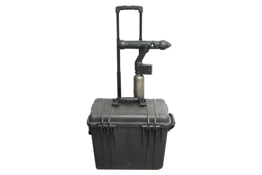 Sanitation machine