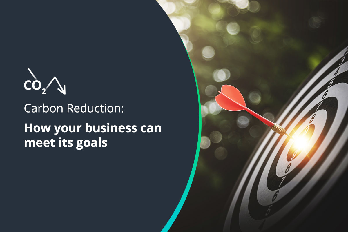 How your business can meet its carbon reduction goals