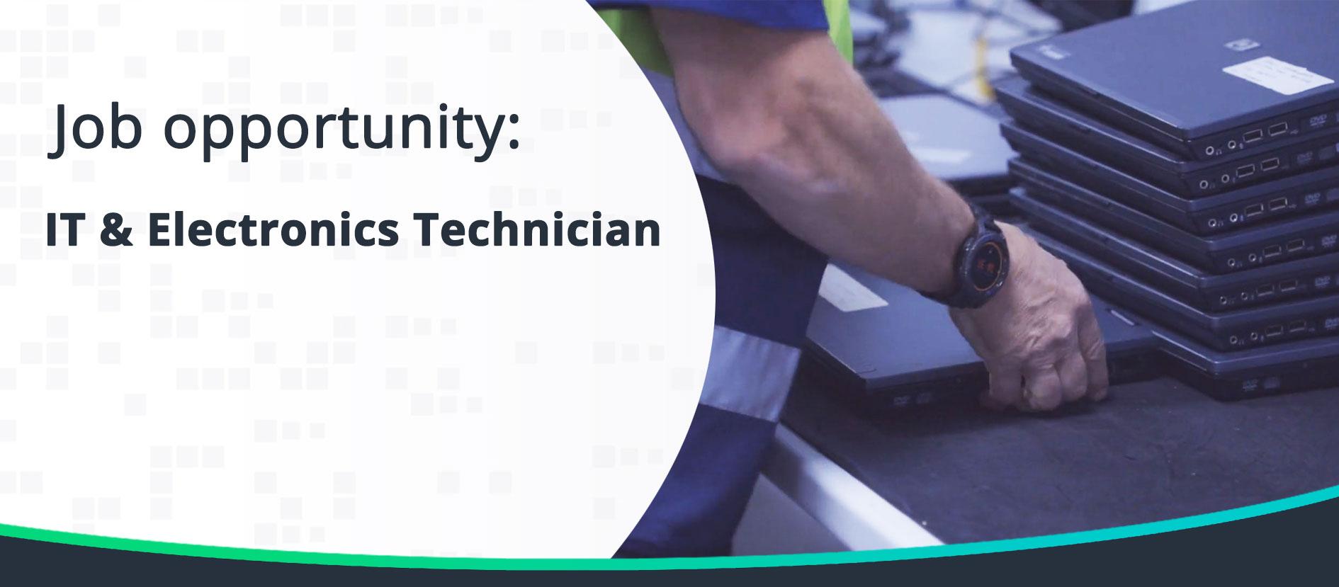 IT & Electronics Technician