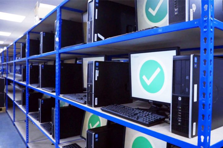 Business IT Assets are in safe hands in our approved Authorised Treatment Facility