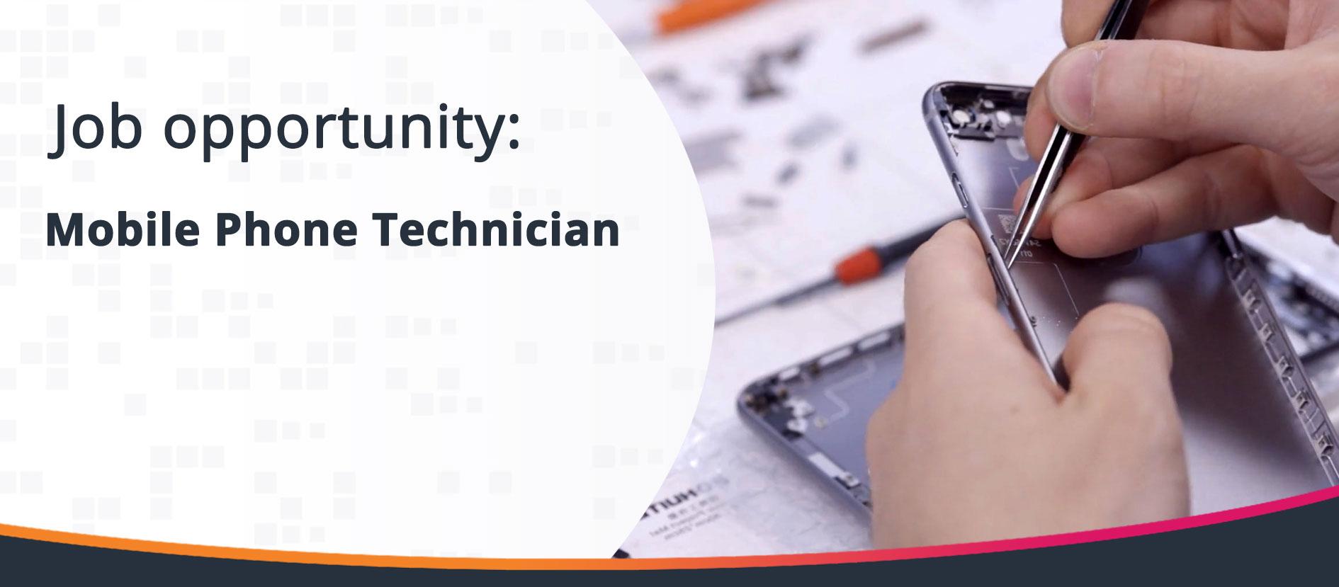Mobile Phone & Tablet Technician