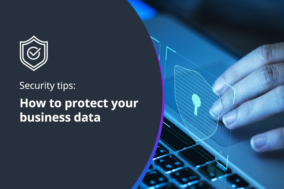How to protect business data