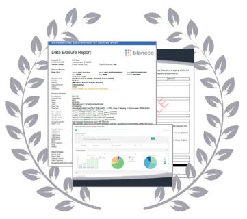 Recycling certificate example