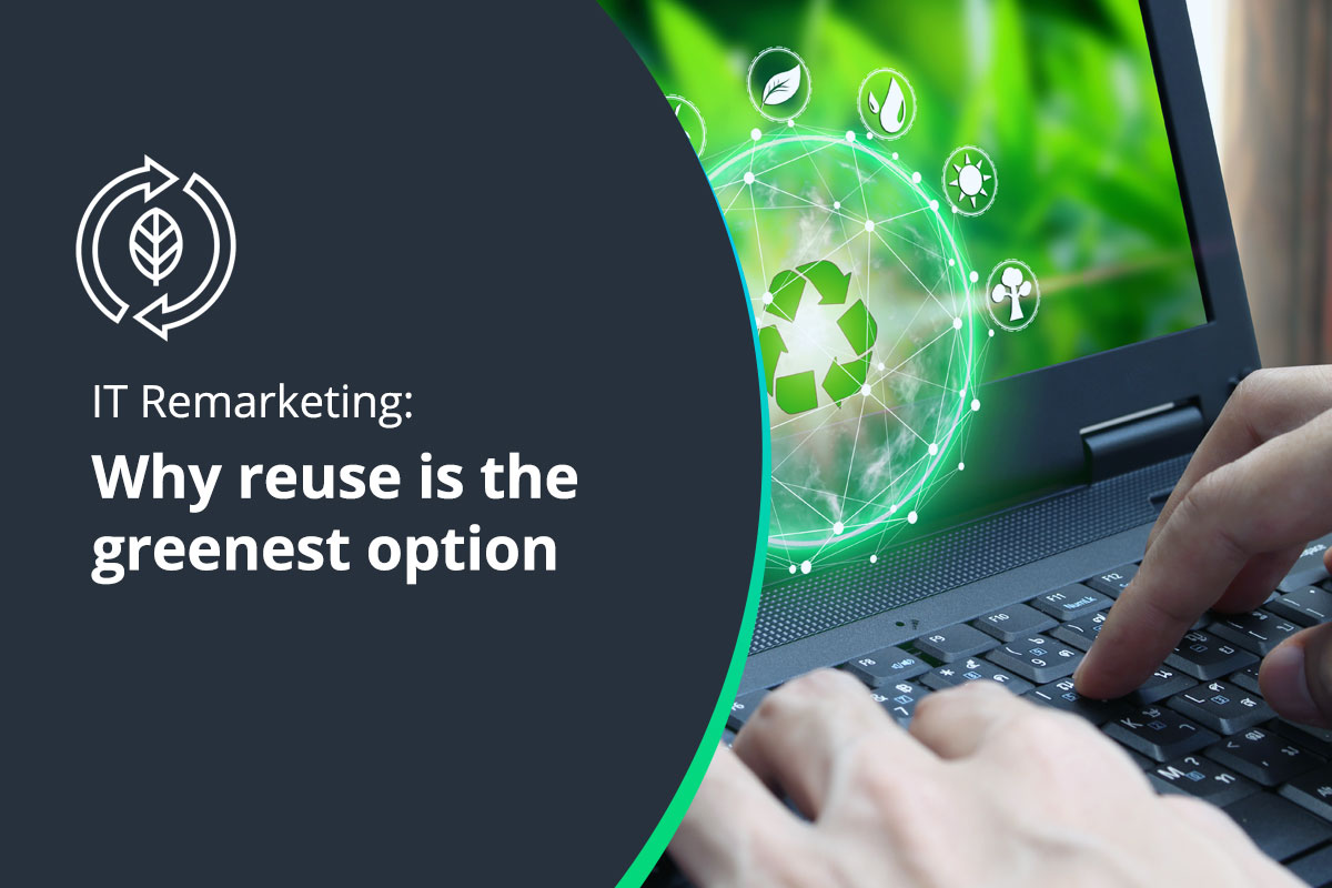 Why reuse is the greenest option for your business
