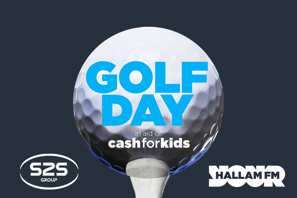 Sign up to our annual Charity Golf Day