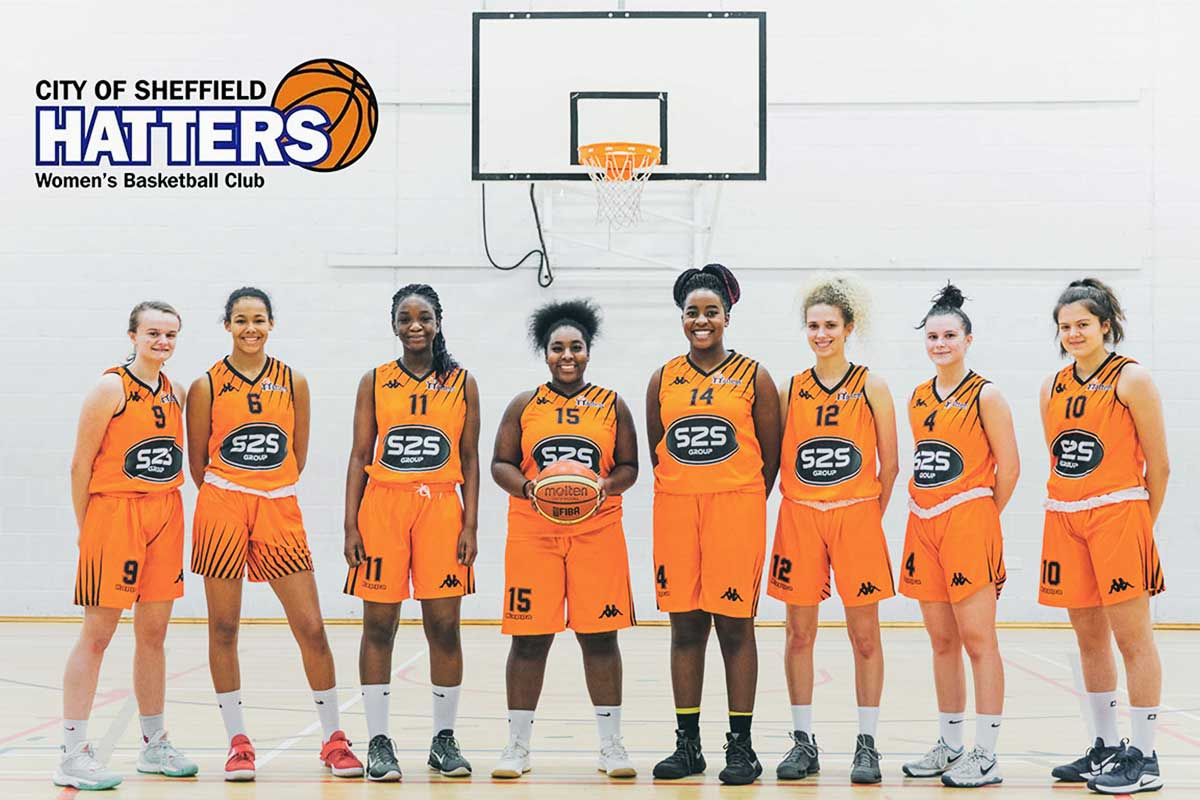 S2S Sponsor Local Basketball Team, the Sheffield Hatters