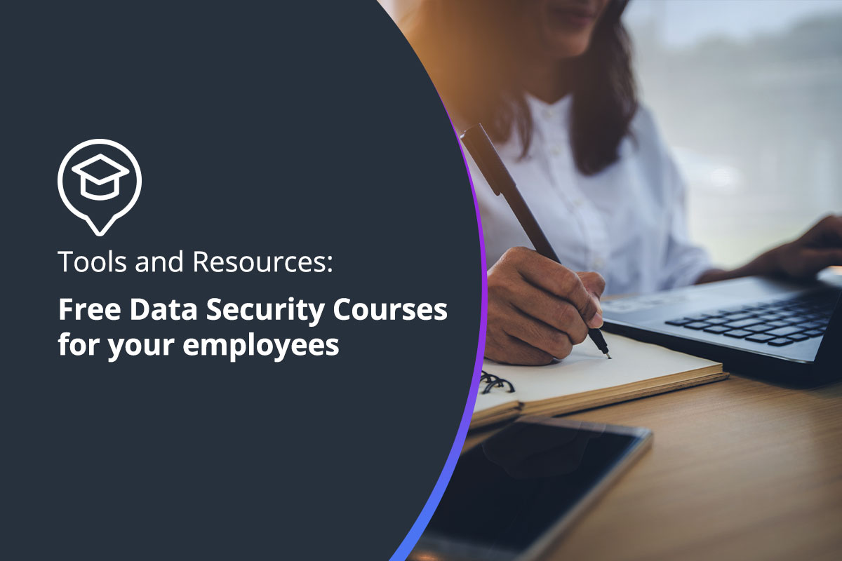 The best free Data Security Courses for your employees