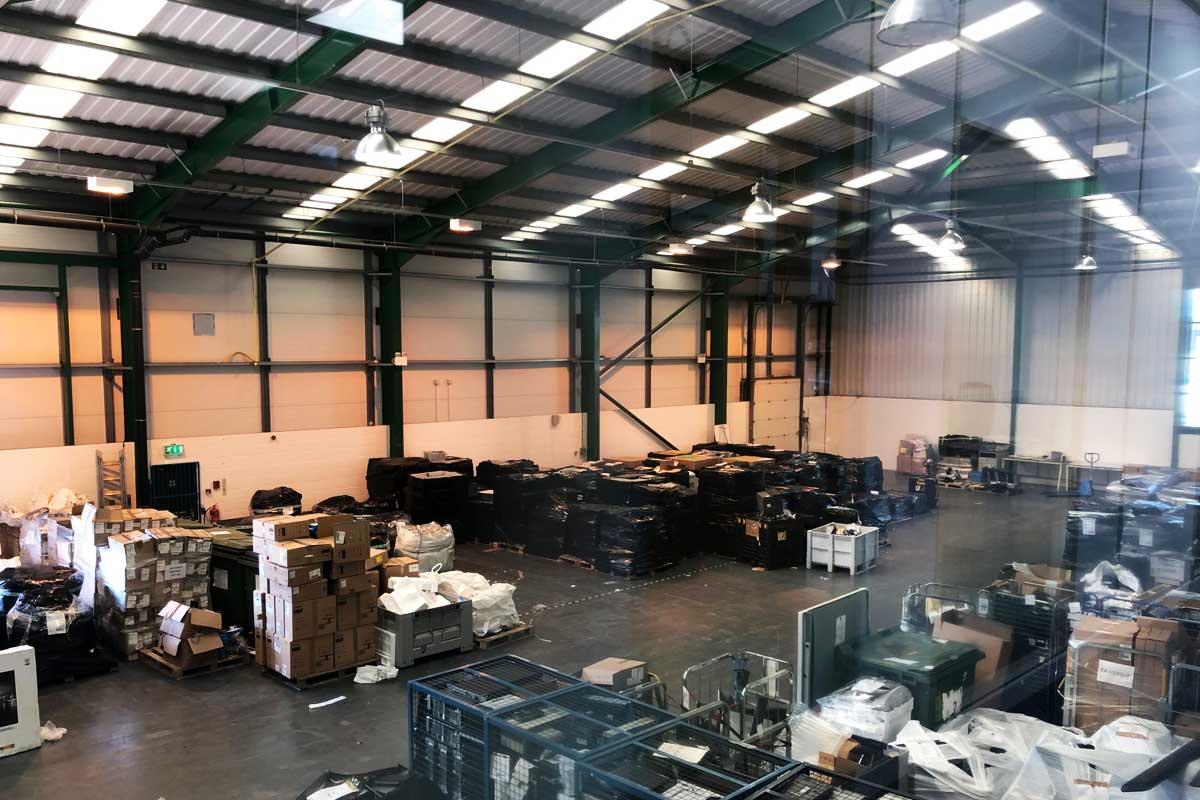 S2S warehouse