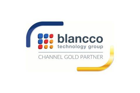 Blancco gold partner badge
