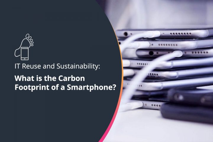 What s the carbon footprint of a smartphone?