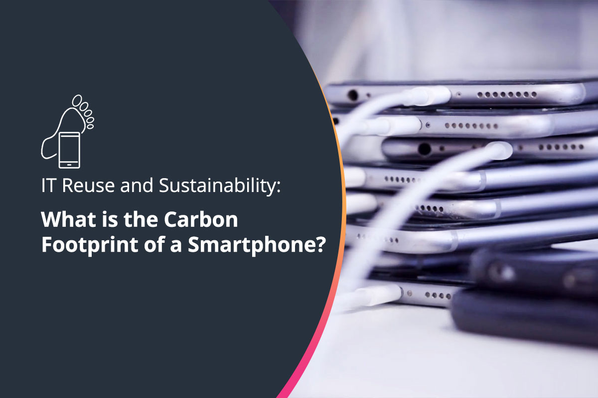 What is the Carbon Footprint of a Smartphone?