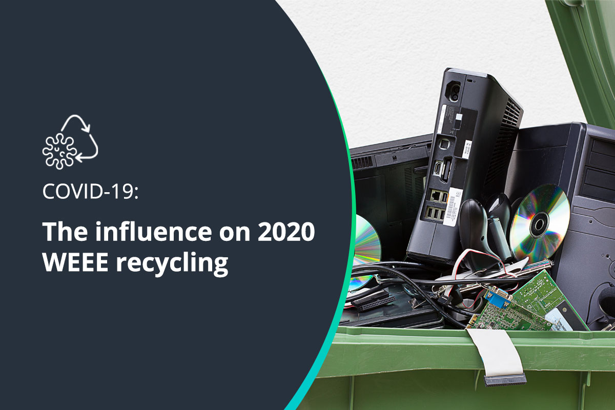 How COVID-19 has impacted 2020 WEEE recycling rates