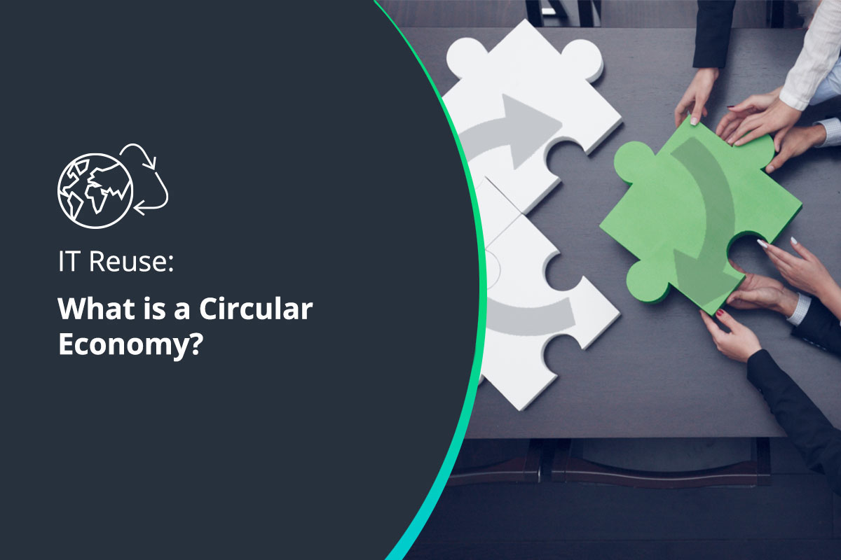 What is a circular economy and what does it mean for your business?